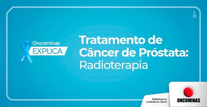 radioterapia prostata